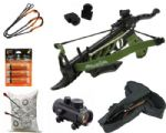 Anglo Arms Mantis Deluxe 80lb Pistol Crossbow Package Worth £136.94
